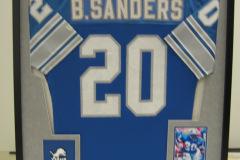 Custom Framed NFL Jersey.