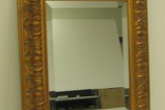 Custom framed mirrors for Bathrooms