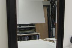 Custom framed mirrors for the dinning room
