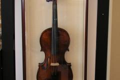Custom Picture Framed Violin